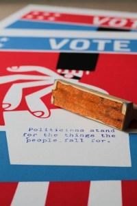 Hayden Kays vote