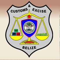 Belize Customs Logo