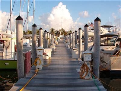 Conch Harbor Fuel dock