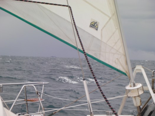 S/V Stess in strong wind