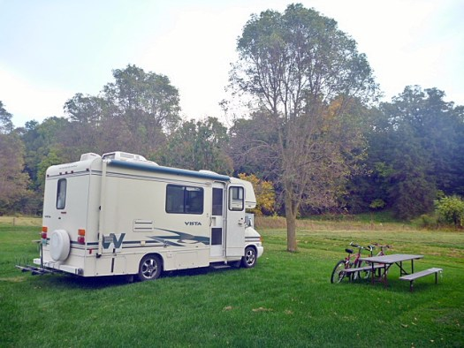 Wilton, WI Campground