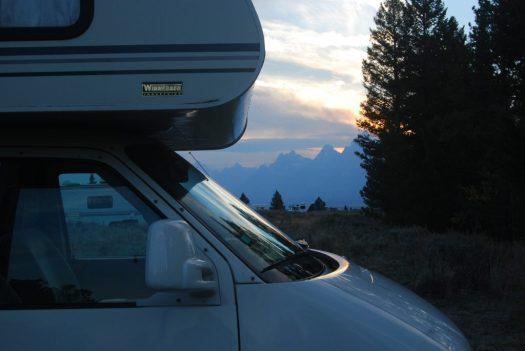 Free Camping!