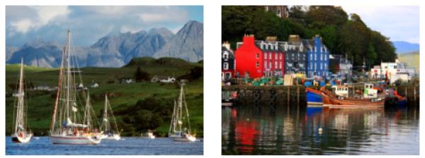 Scotland views
