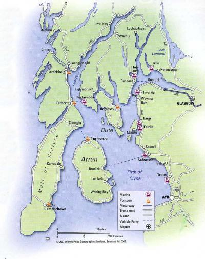 Western Scotland Private Sailing Chater