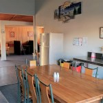 kitchen front block lodge