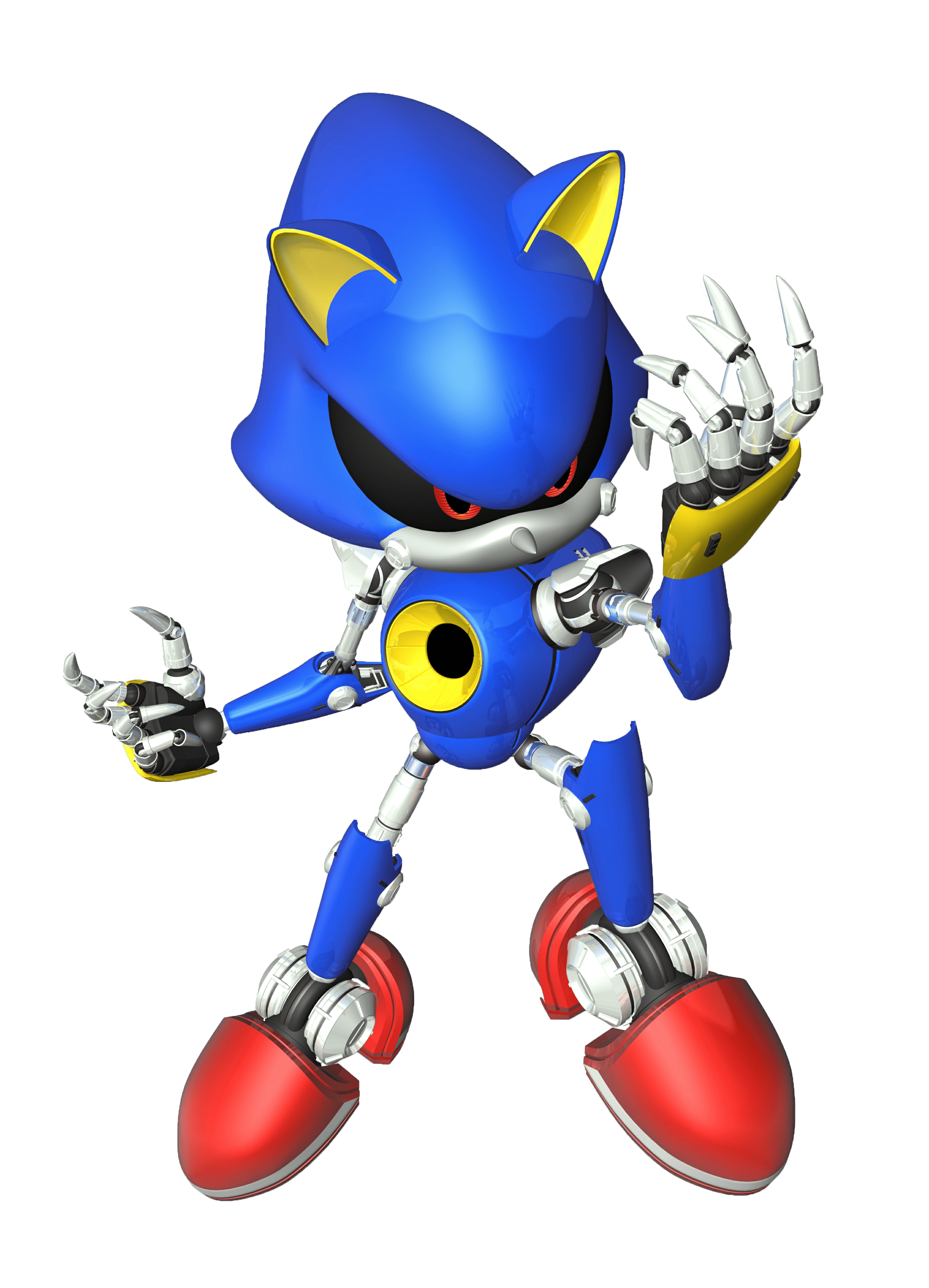 Official Art Sonic The Hedgehog 4 Last Minute Continue