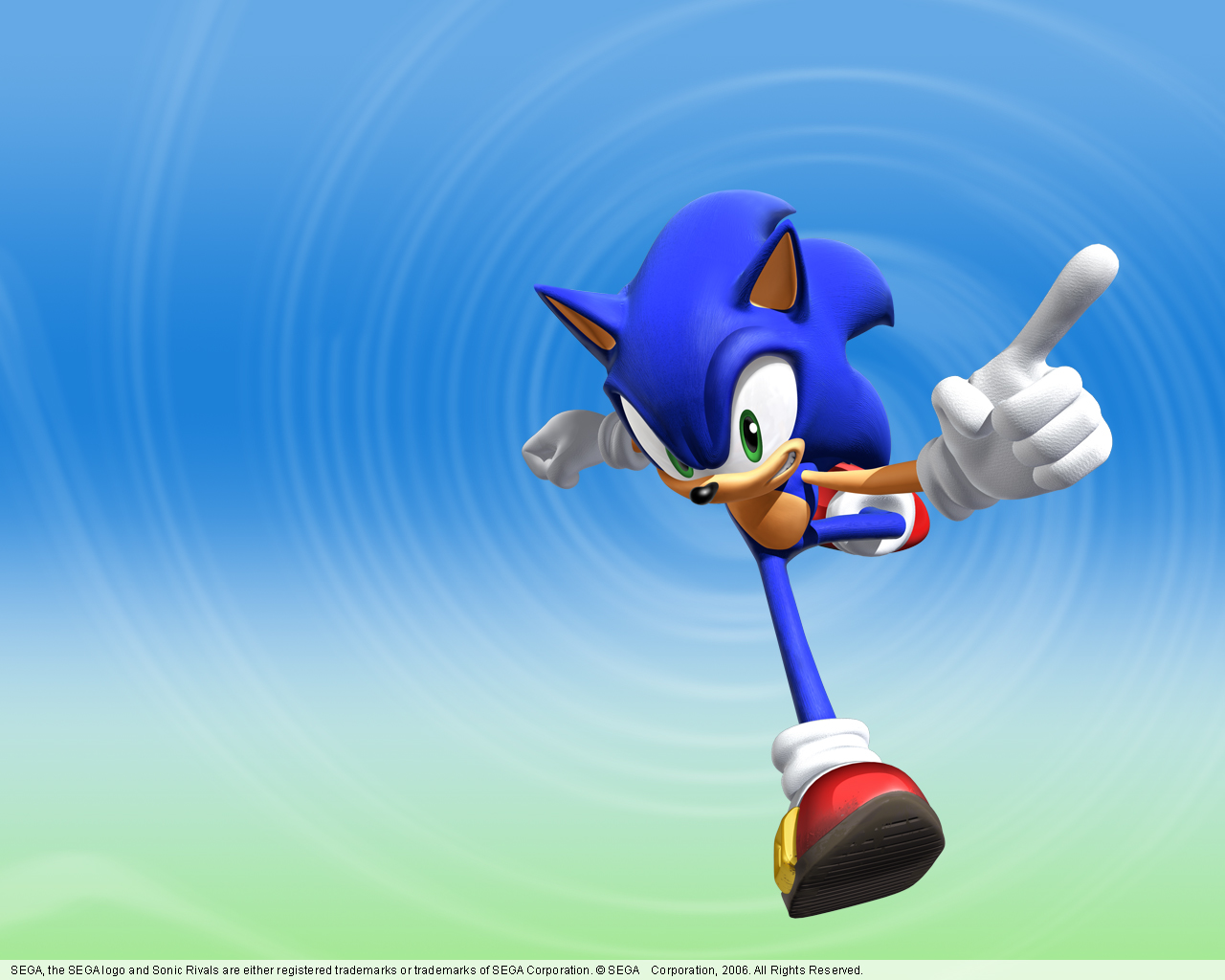 Wallpapers Sonic Rivals Last Minute Continue