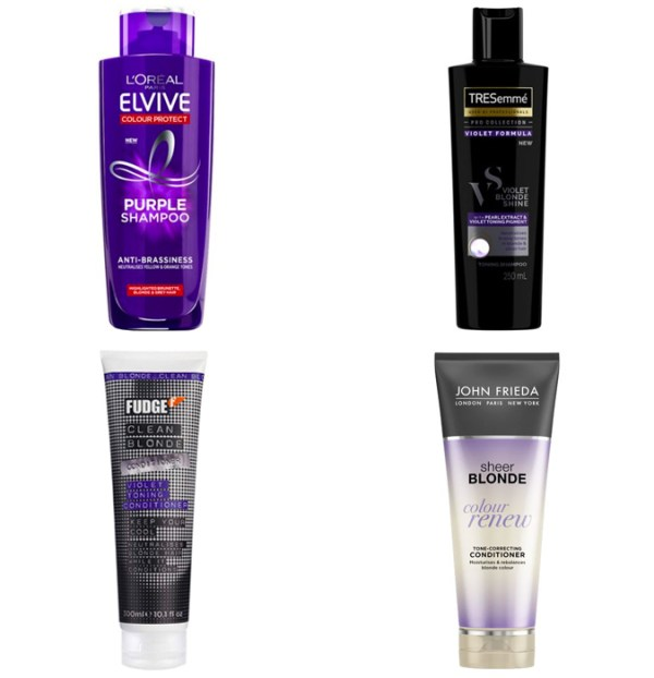 best purple shampoo for bleached hair