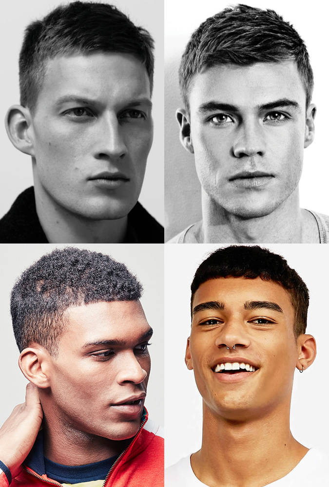 Short stubble young men's hairstyles for thick hair, 2020 men's hairstyles for thick hair, thick hair mens hairstyles, thick hair men, thick hair mens styles