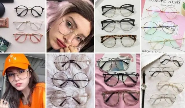 Nerd Look Glasses: Necessary Item To Complete Girls Nerd Aesthetic Outfit Look (2020)