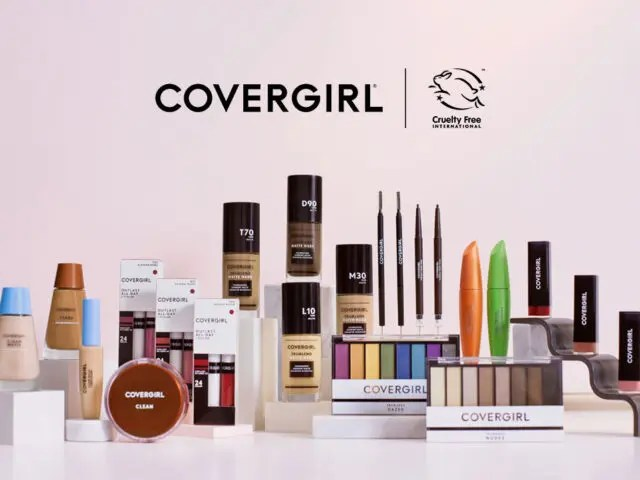 Covergirl Taking a Stand Against Animal Testing – The Latest & Largest Makeup Brand to be Leaping Bunny Certified in 2020