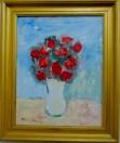 Vase of Flowers, 1999, Nerissa Brobbey