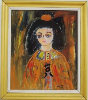 Self-portrait, 1999