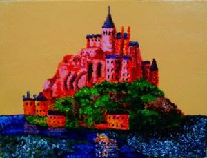 2014- Mont St Michel