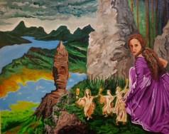 Morgan le Fay at Avalon