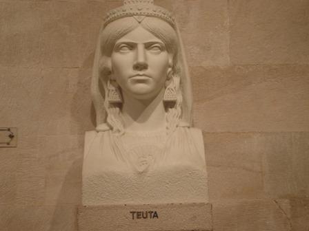 Teuta regina corsara contro Roma
