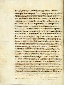 autografi latini nel medioevo