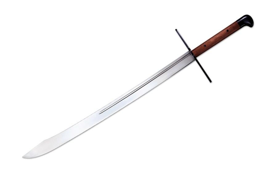 Großes Messer (Coltella a due mani, evoluzione del falcione)