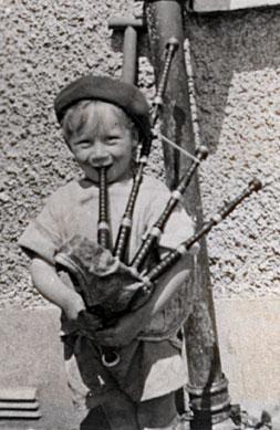 Uillean pipe - cornamusa irlandese