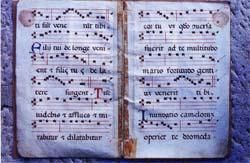 Pagine dell'Evangeliario di Cividale