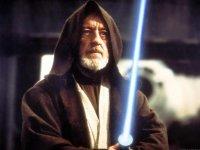 Obi wan kenobi interpretato da Alec Guinness