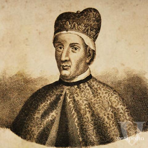 Andrea Dandolo doge di Venezia dal 1353 al 1354
