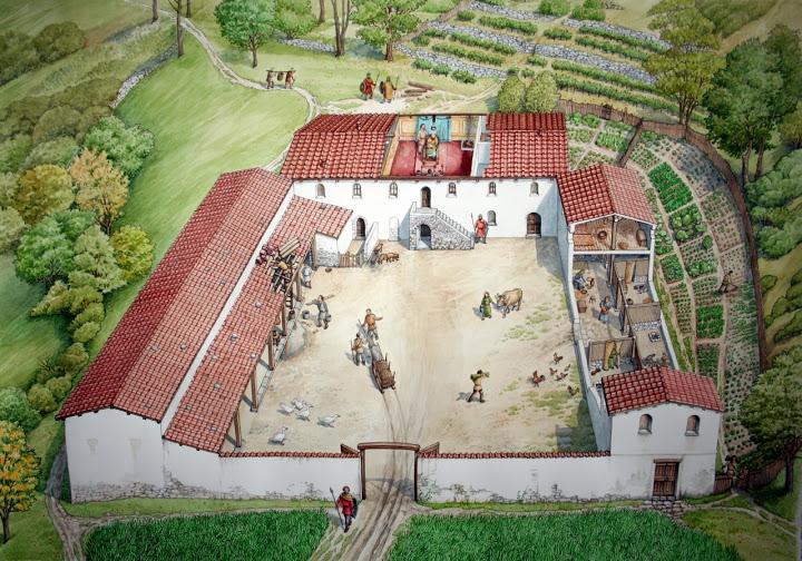 Clicca per accedere alla galleria immagini dell'Antiquarium di Monte Barro