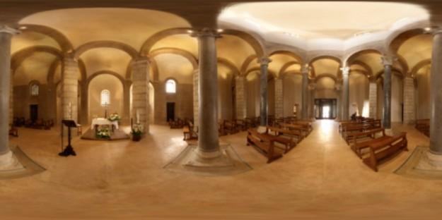 Chiesa di Santa Sofia a Benevento, fondata nel 762 da Arechi II