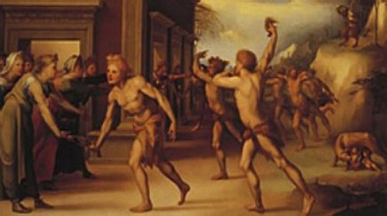 Lupercalia (Domenico Beccafumi (1486 – 1551)