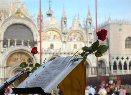"""bocoli2 in Piazza San Marco (Venezia)"