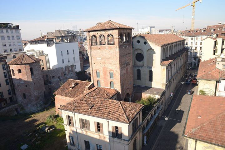 Milano Torri Romane
