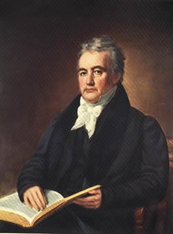 Ritratto di John Pintard (Immagine per gentile concessione di Revolutionary War Archive