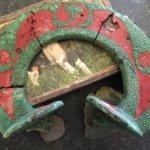 Il carro di un antico capo britannico celtico è stato rinvenuto nel sud del Pembrokeshire (Foto: Wales News Service)