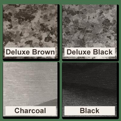 metal shingle colors