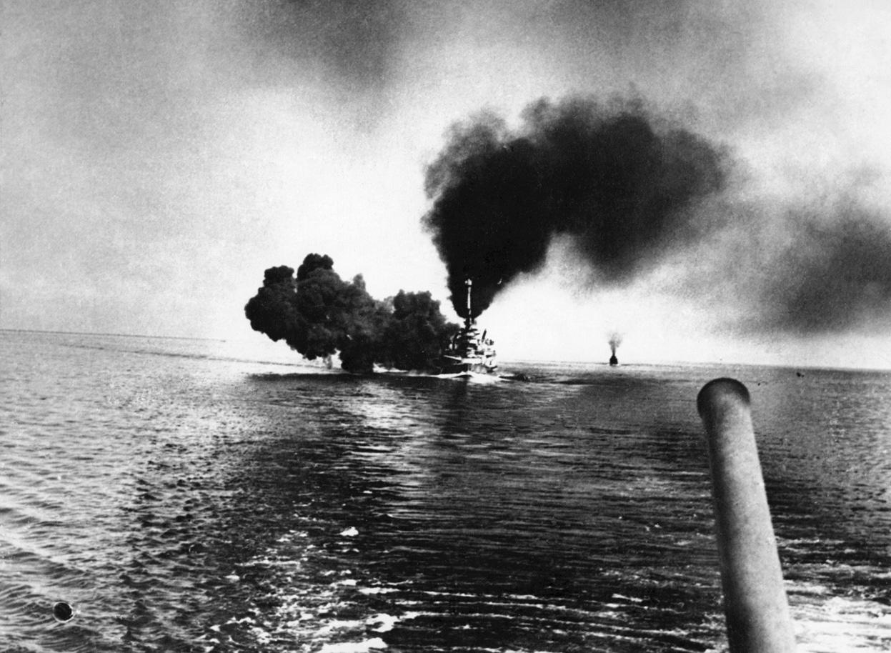 Schleswig Holstein Battleship