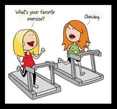 Exercising – A boring Task?