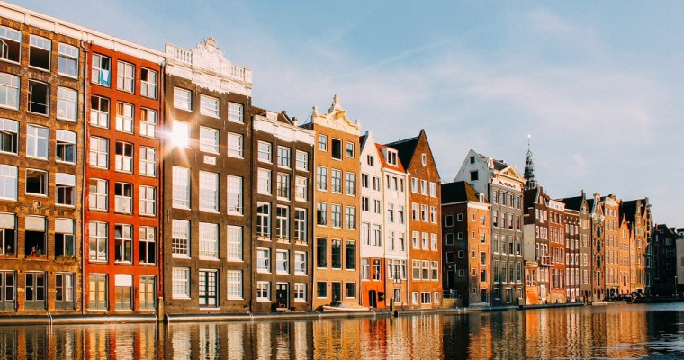 A whistlestop weekend in Amsterdam