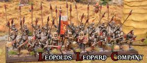 Portada-Compañia-Leopardo-Company-Leopard-Mercenarios-Dogs-War-Warhammer-Fantasy-Pikerman-Piqueros-02