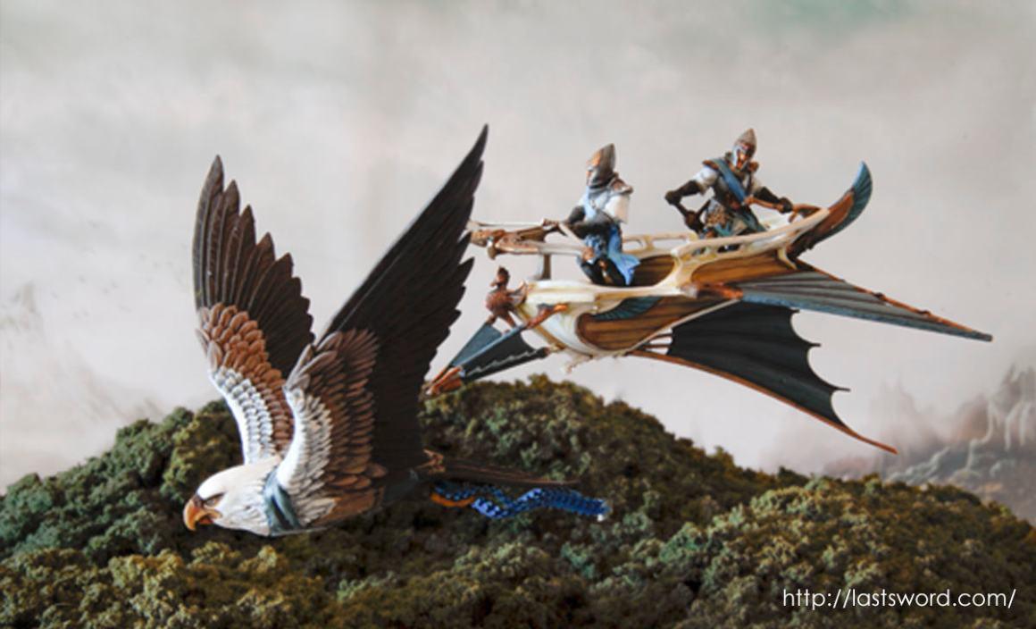 Escolta-Celeste-lothern-Skycutter-Alto-Elfo-High-Elves-Warhammer-03