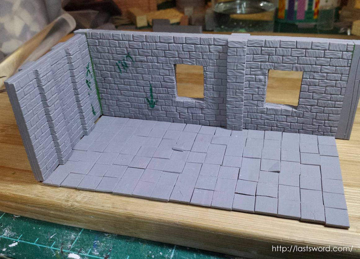 Casa-Ruina-House-ruined-Mordheim-Warhammer-Building-Edificio-14