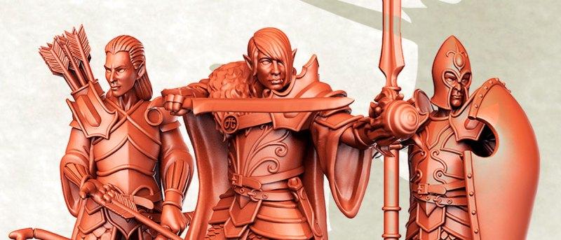 And Now Undeads! (kickstarter) Cover-Elf-Elven-Lords-Kickstarter-Introducction-Warhammer-01