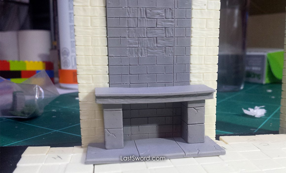 Fireplace-Chimenea-hearth-Scenery-Warhammer-Resin-13