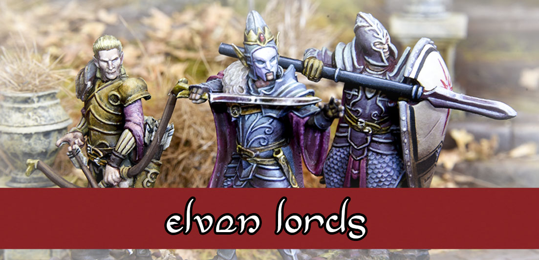 Elven lords