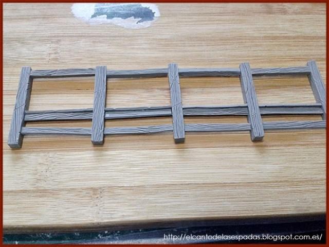 Super-Sculpey-Firm-Clay-Establo-Stable-Stall-Escenografía-1650-Warhammer-Mordheim-Scenery-13