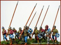 mercenarios-escoceses-scots-mercenaries-perry-miniatures-capitan-Blood-pikes-piqueros-2