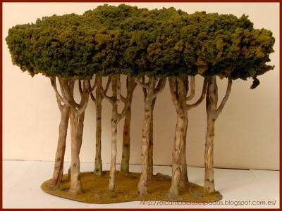 Wood-Tree-Arbol-Bosque-Forest-Boveda-Silvanos-Wargames-Elves-Warhammer-Escenografia-Scenery-Wargames-10