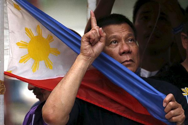 Филиппины президент, борьба с наркоторговлей, наркоторговля на филиппинах,