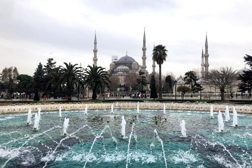 Стамбул за один день, кудапойти в Стамбуле, что посмотреть в Стамбуле за один день, главные достопримечательности Стамбула, все достопримечательности Стамбула, исторические районы Стамбула