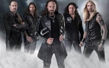 Концерт шведской группы «Hammerfall». Смотреть
