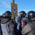 Пикеты против конституционной реформы в СПб. Видео задержаний
